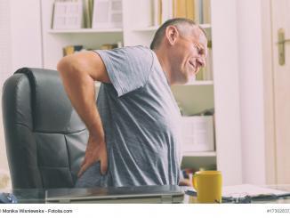 Rückenschmerzen bei Gamern