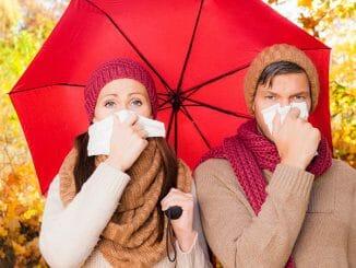 Hausmittel gegen Grippe