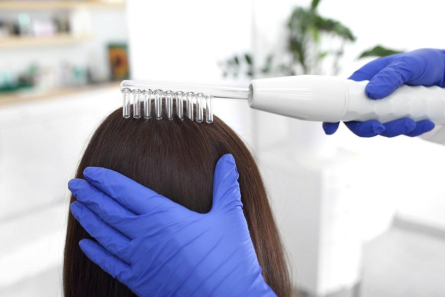 Sauerstofftherapie bei Haarausfall
