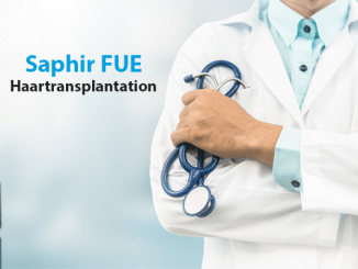 Saphire FUE Haartransplantation