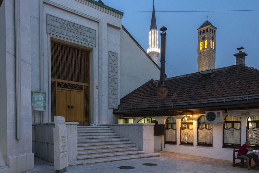Sarajevo Gazi Husrev begova