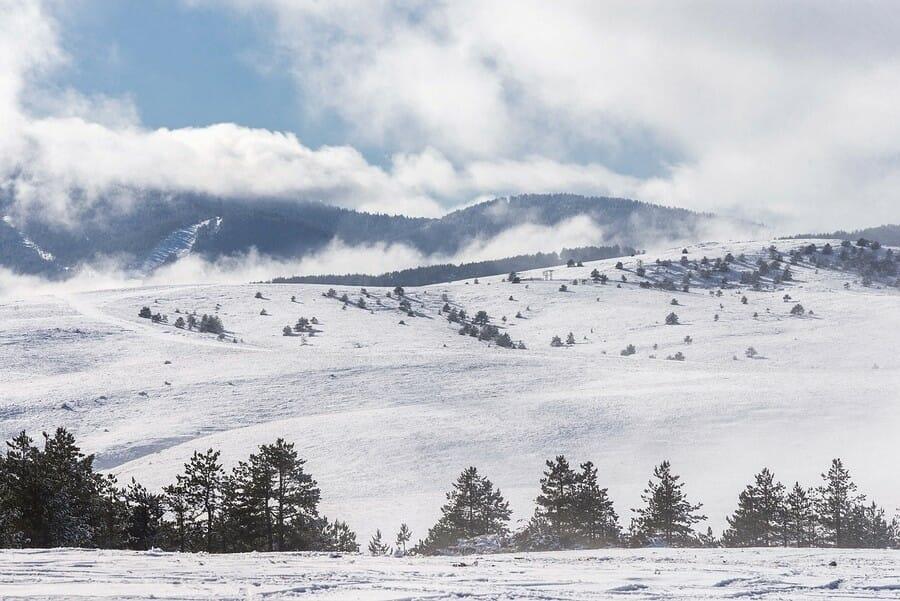 Skigebiet in Serbien: Zlatibor