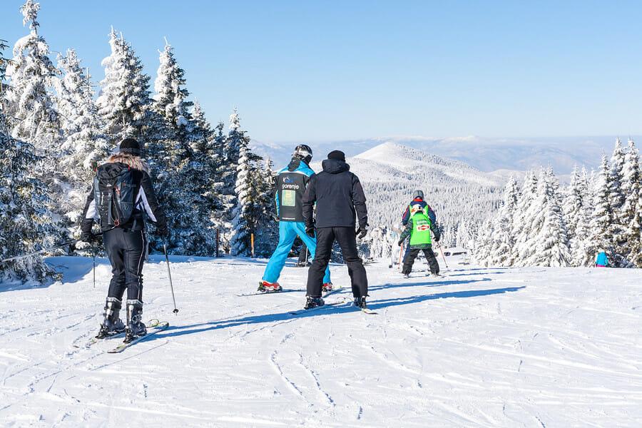 Skiurlaub in Serbien