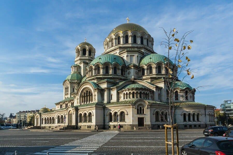 Sofia: Saint Alexander Nevski