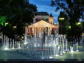 Städtereise Sofia