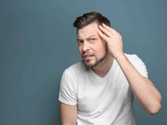 Arten von Haarausfall bei Männern