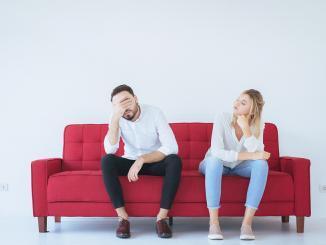 Beziehungsstress und Trennung