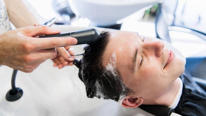 Haarkur ohne Silikone