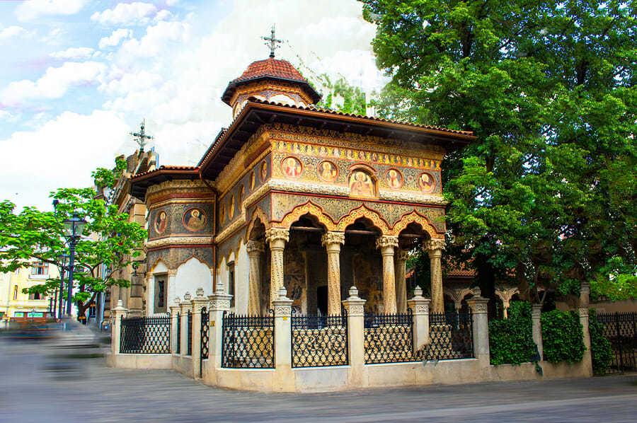 Stavropoleos-Kirche