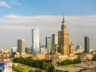Städtereise Warschau