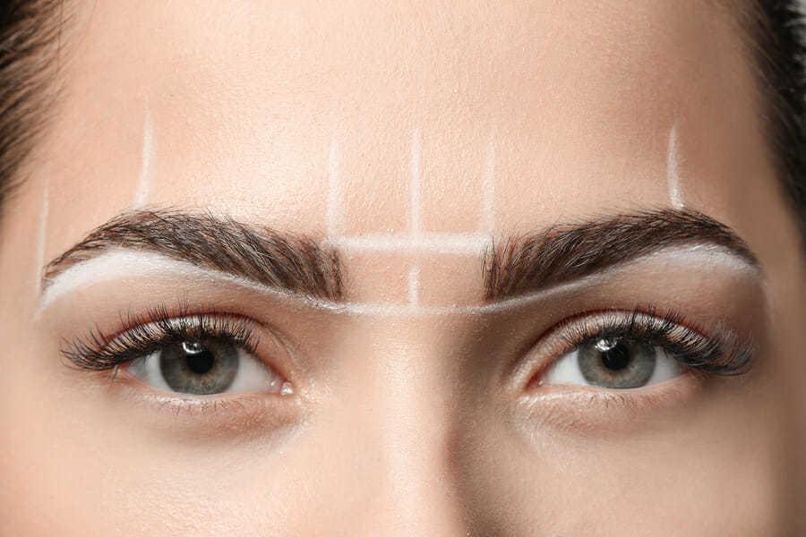 FUE Augenbrauentransplantation