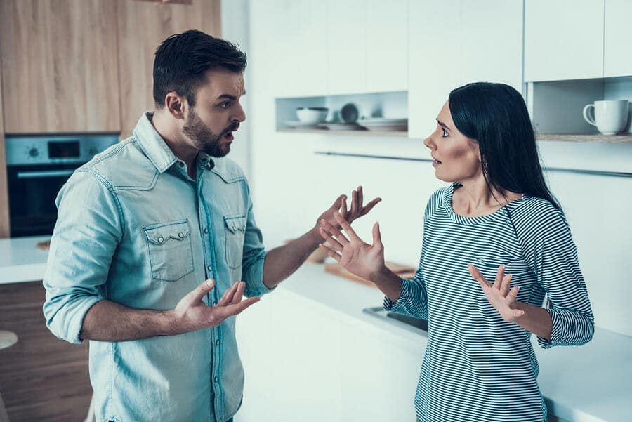 Fair streiten ohne Vorwürfe und Schuldzuweisungen