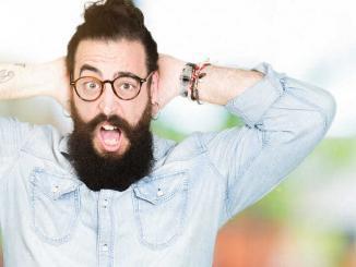 Traktionsalopezie bei Männer