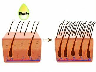 Biotin bei Haarausfall Biotin bei Haarverlust
