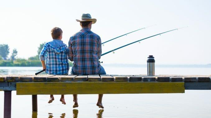Hobbys für Vater und Sohn