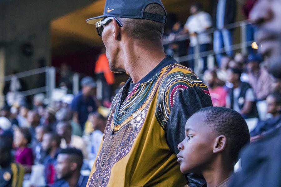 Vater und Sohn - Live Sport Erlebnis