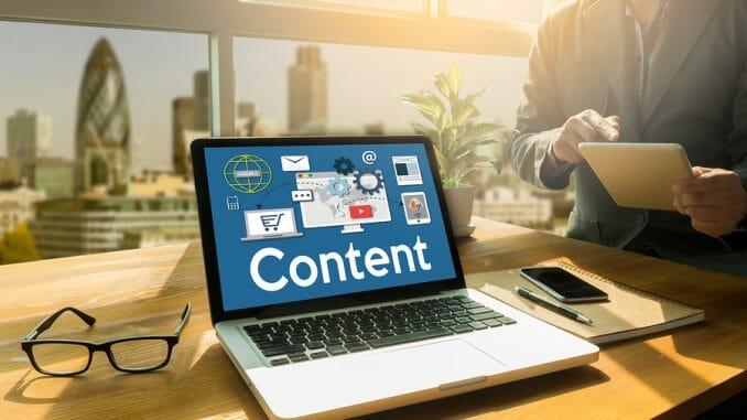 erfolgreiches Content Marketing