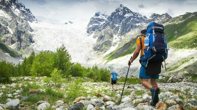 Bergsteigerschuhe Wanderschuhe