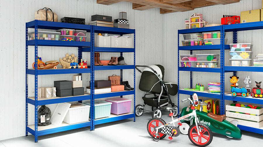 Regale für Garage