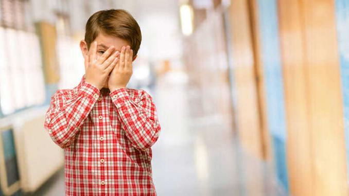 Schüchterne Kinder behutsam fördern
