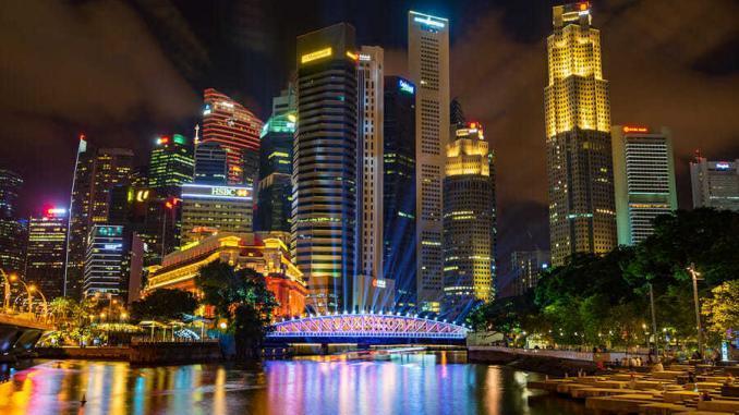 Singapur Städtereise