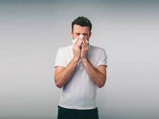 Haselnusspollen Allergie