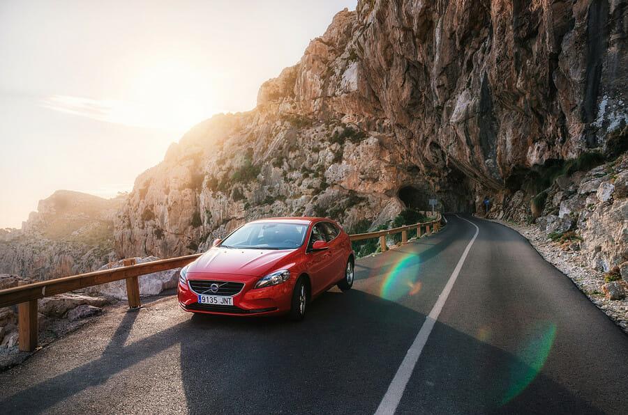 Mallorca Vorzüge eines Mietwagens