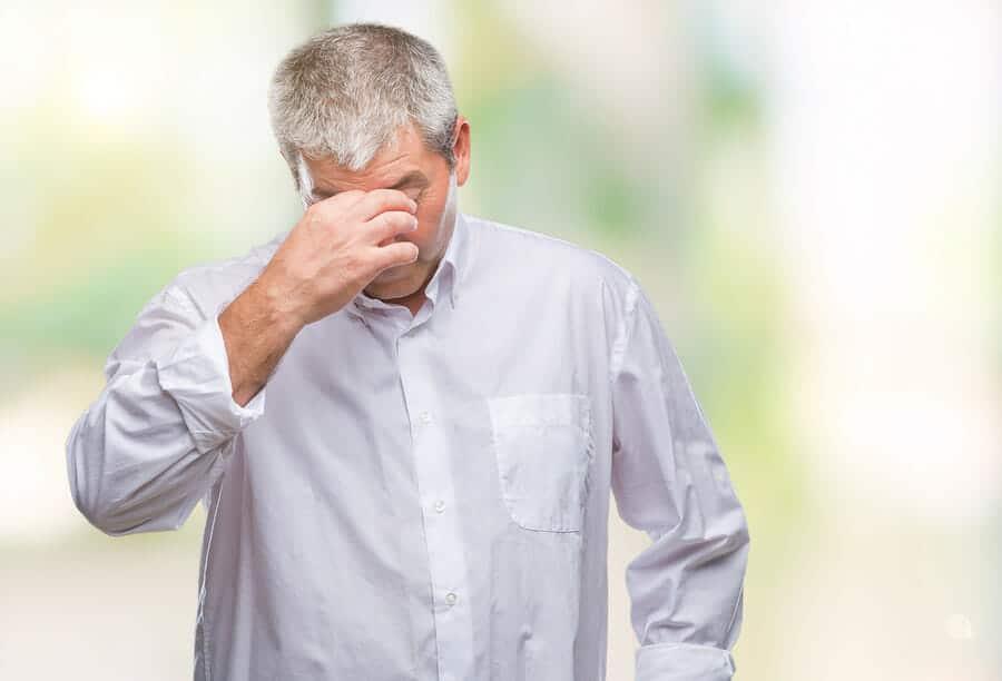 Symptome, die auf Diabetes mellitus hindeuten