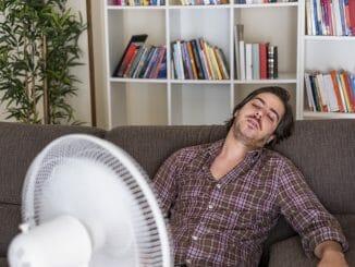 Wohnung kühlen ohne Klimaanlage
