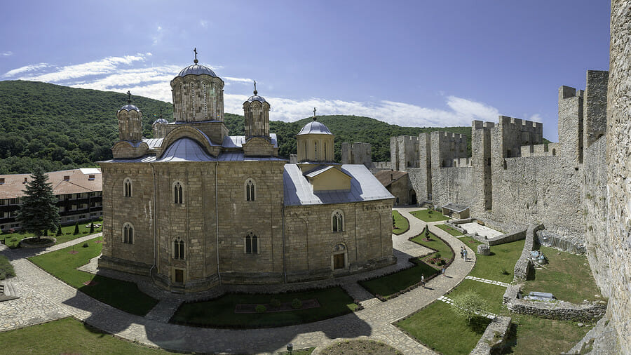 Kloster Resava Manasija