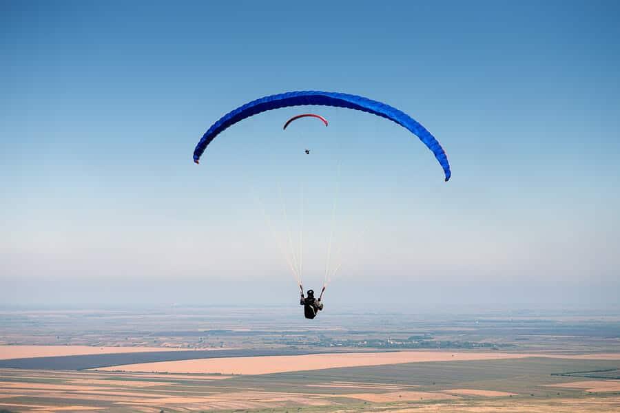 Paragliding Vrsac
