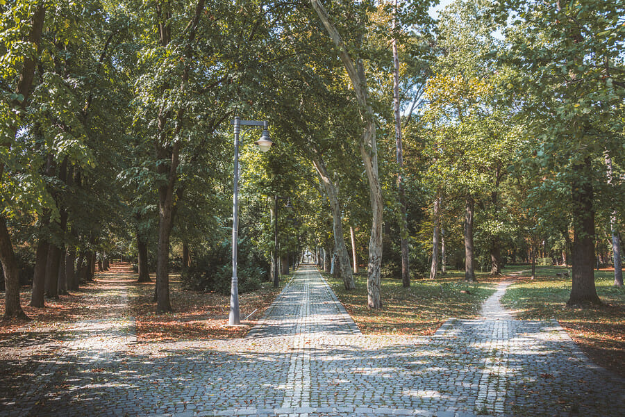Vrsac Park