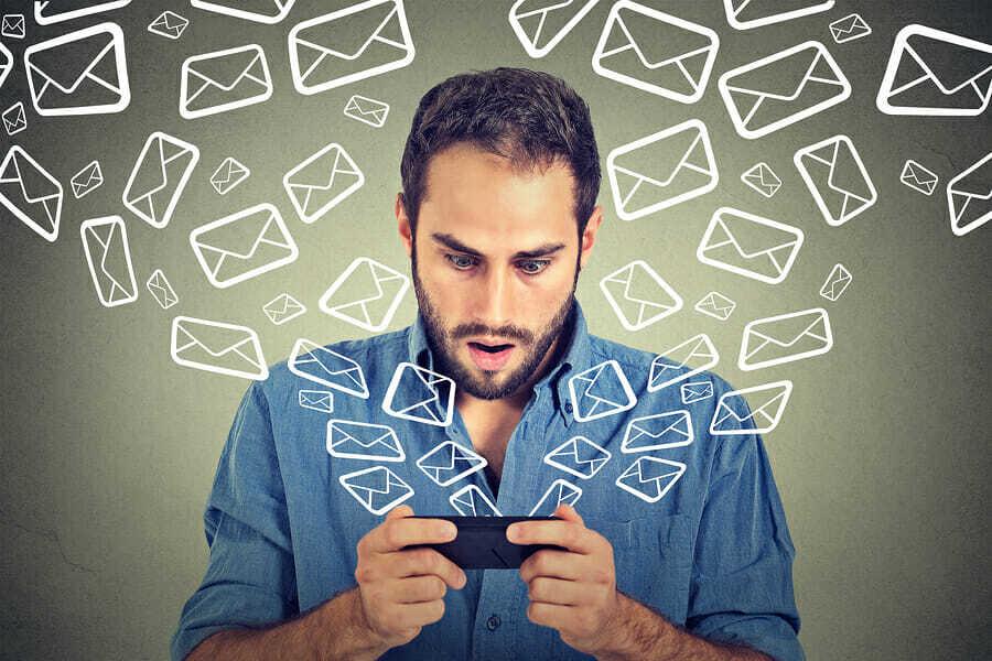 Übersichtliche Gestaltung im Digitalen Briefkasten