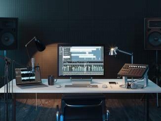 Lautsprecherständer für einen besseren Klang