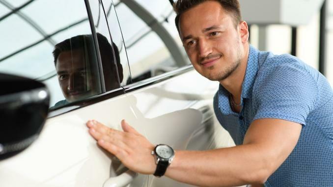 Sonnenschutz für Autofenster