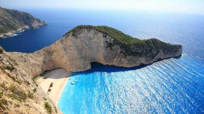 Urlaub auf Zakynthos