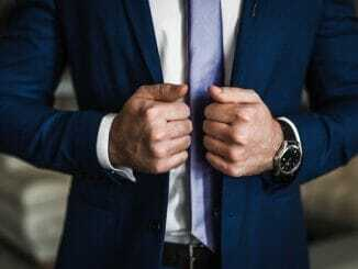 Auswahl des richtigen Anzugs