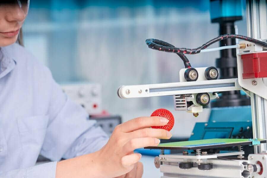 CNC-Bearbeitung und 3D-Druck