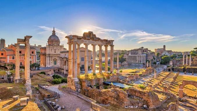 Wochenendtrip Rom