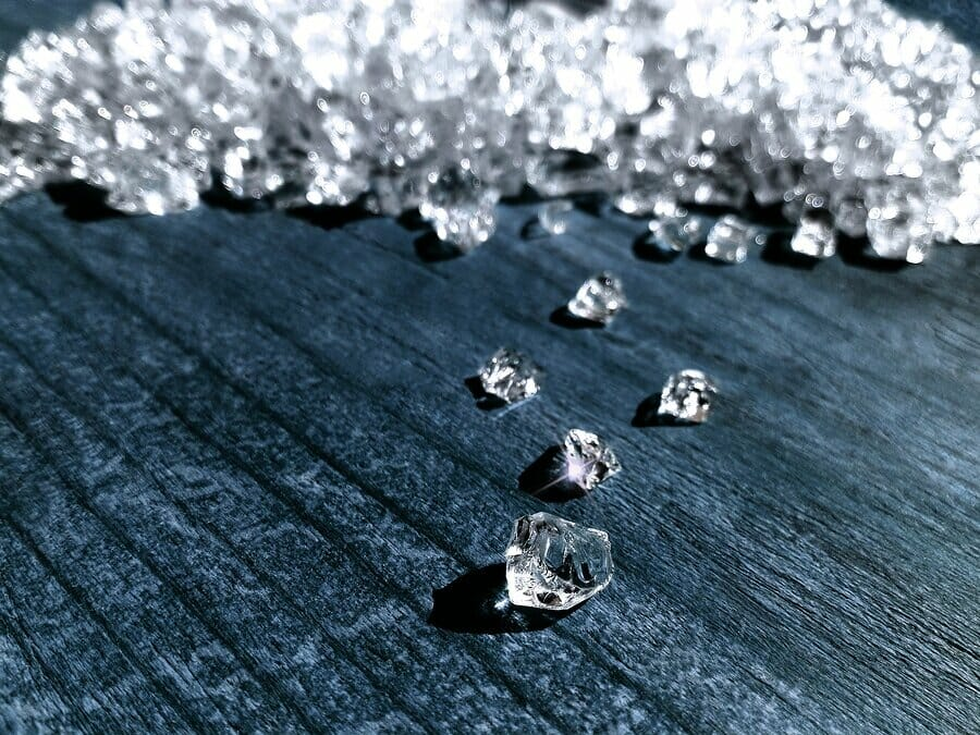Diamant Klinge