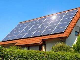 Thermische Solaranlage – Sonnenenergie