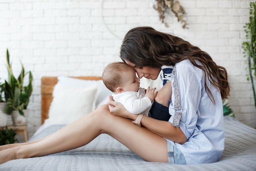 Borderline Baby Mutter