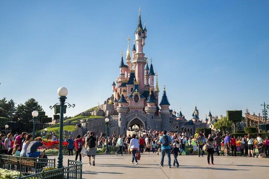 Freizeitpark Disneyland