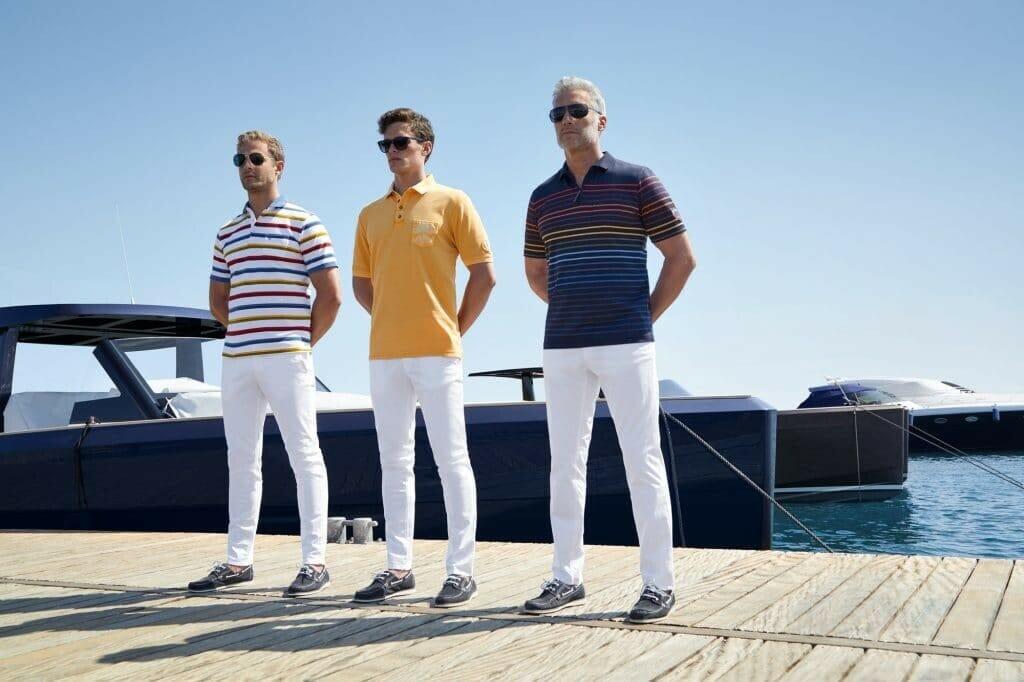 Funktions-Poloshirt Männer
