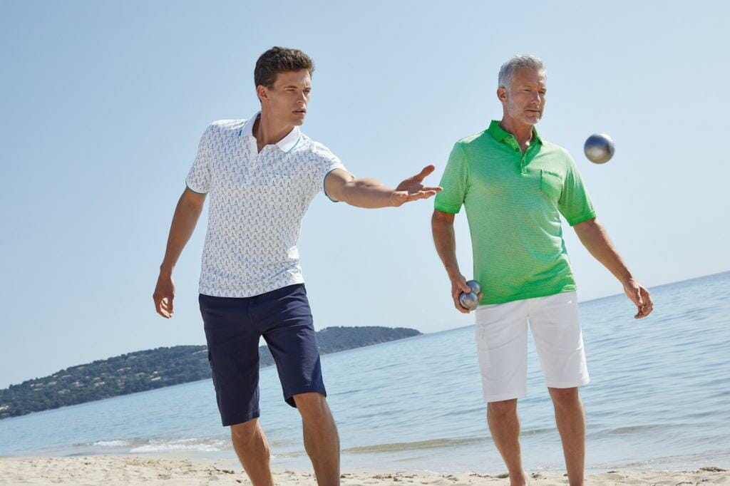 Funktions-Poloshirt Sommertrends