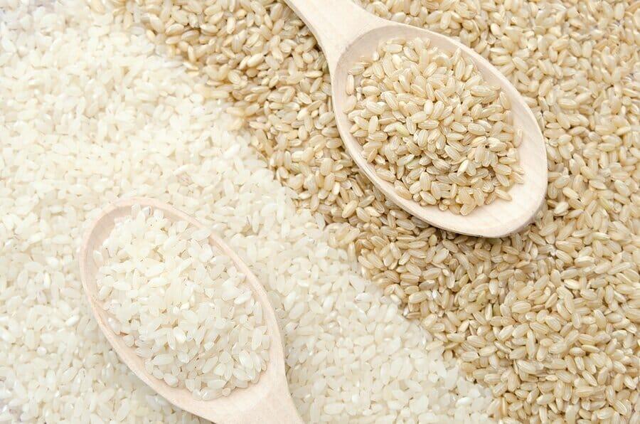 Reisdiät, um schnell Gewicht zu verlieren