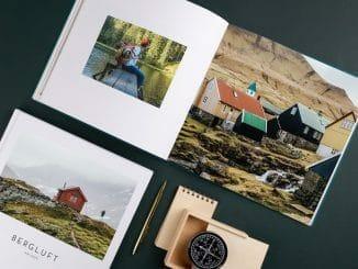 hochwertiges Fotobuch