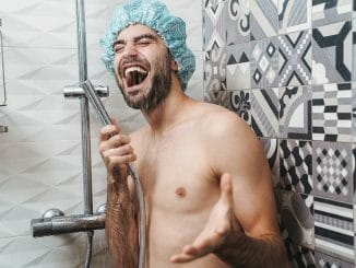 Duschkopf reinigen