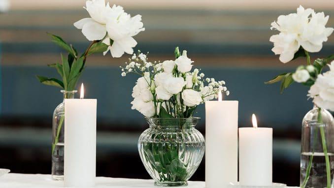 Individuelle Kerzen