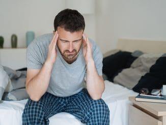 Schlafroutine zu verbessern